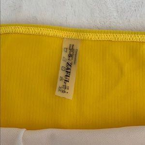 Zaful Swim - Yellow Bikini